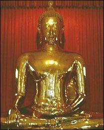Golden Buddha, Wat Traimit